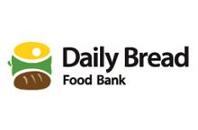 Daily Bread Food Bank logo