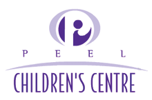 Peel Childrens Centre logo